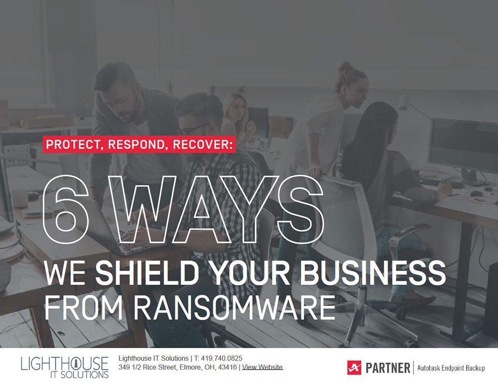 6 Ways To Protect Your Business From Ransomware